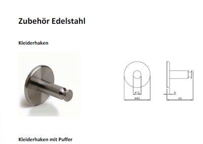 Zubehör Edelstahl